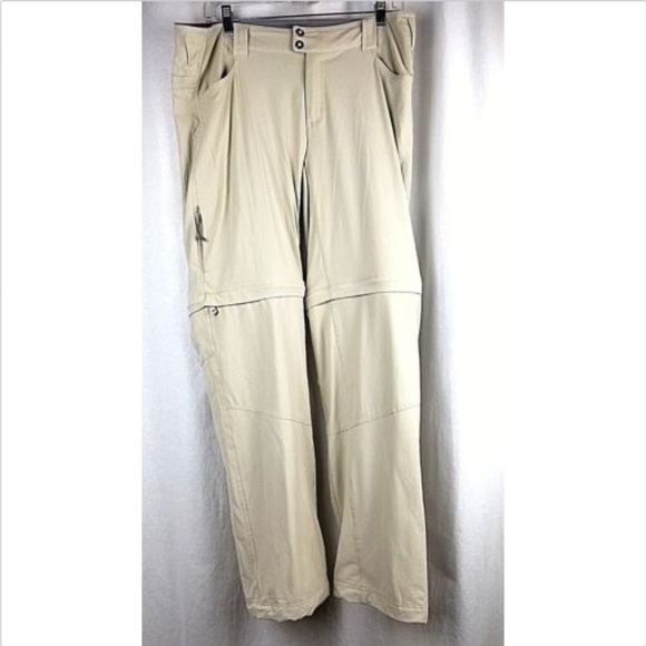 Columbia Denim - Columbia womens stretch convertable pants/shorts